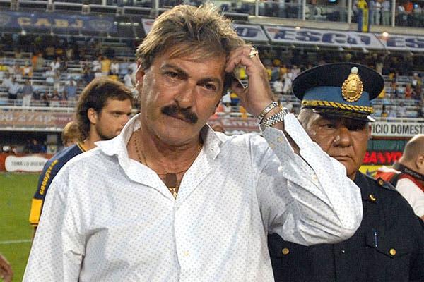 Lavolpe recordó su paso por Boca