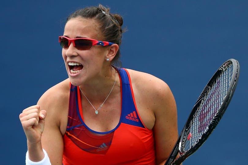Nuestra representante en el US Open es Paula Ormaechea. Foto: Fotos de EFE, AP, AFP y Reuters