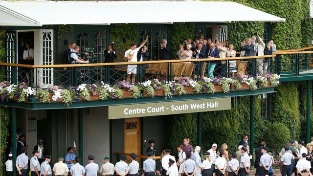 Roger Federer gana Winbledon y obtiene su octava corona en All England