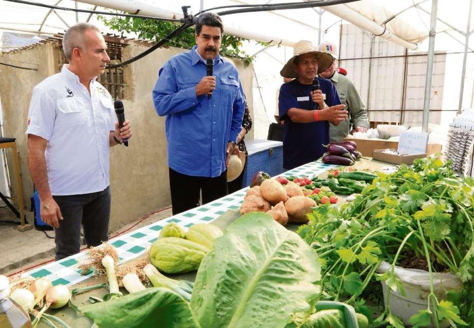 Chávez fue una escuela de ejemplo, exigencia y autoexigencia — Maduro