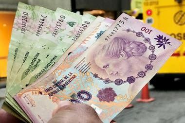Los vencimientos de deuda en pesos de esta semana superan los $67.000 millones