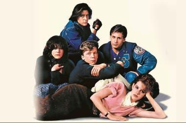 El club de los cinco, una de las películas que mejor retrató la cultura pop de los años 80