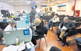 Hoy: en el CGPC N°2, sin grandes esperas para abonar infracciones