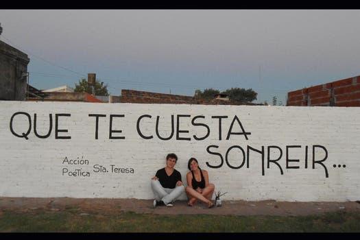 Acción Poética Santa Teresa, Santa Fe. Foto: Facebook