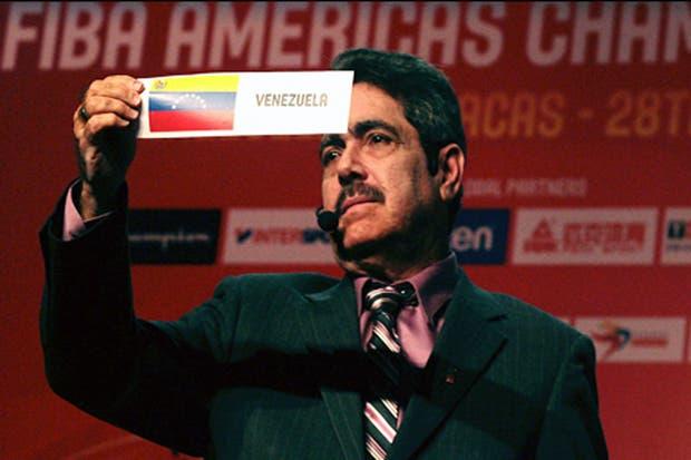 Venezuela será rival de Argentina