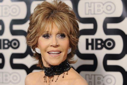 5. Jane Fonda, ex estrella de Hollywood. Foto: Reuters