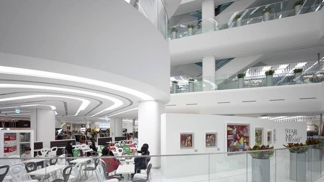 Las franquicias también eligen los centros comerciales para instalarse