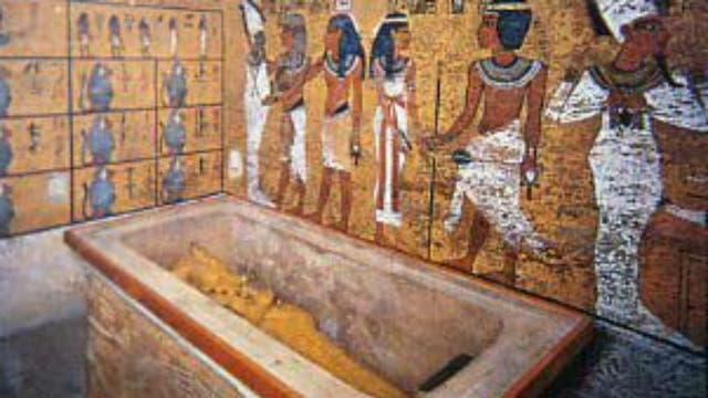 La tumba de Tutankamón hoy en día