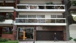 El edificio donde vive Julio De Vido