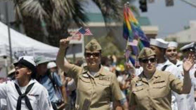Cientos de trasexuales pedían de ingresar a los batallones de EE.UU.