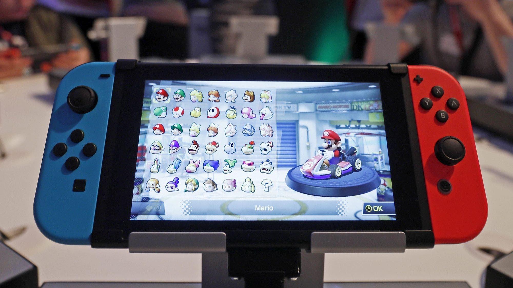 Nintendo Switch: todo lo que necesitás saber sobre la nueva consola de videojuegos