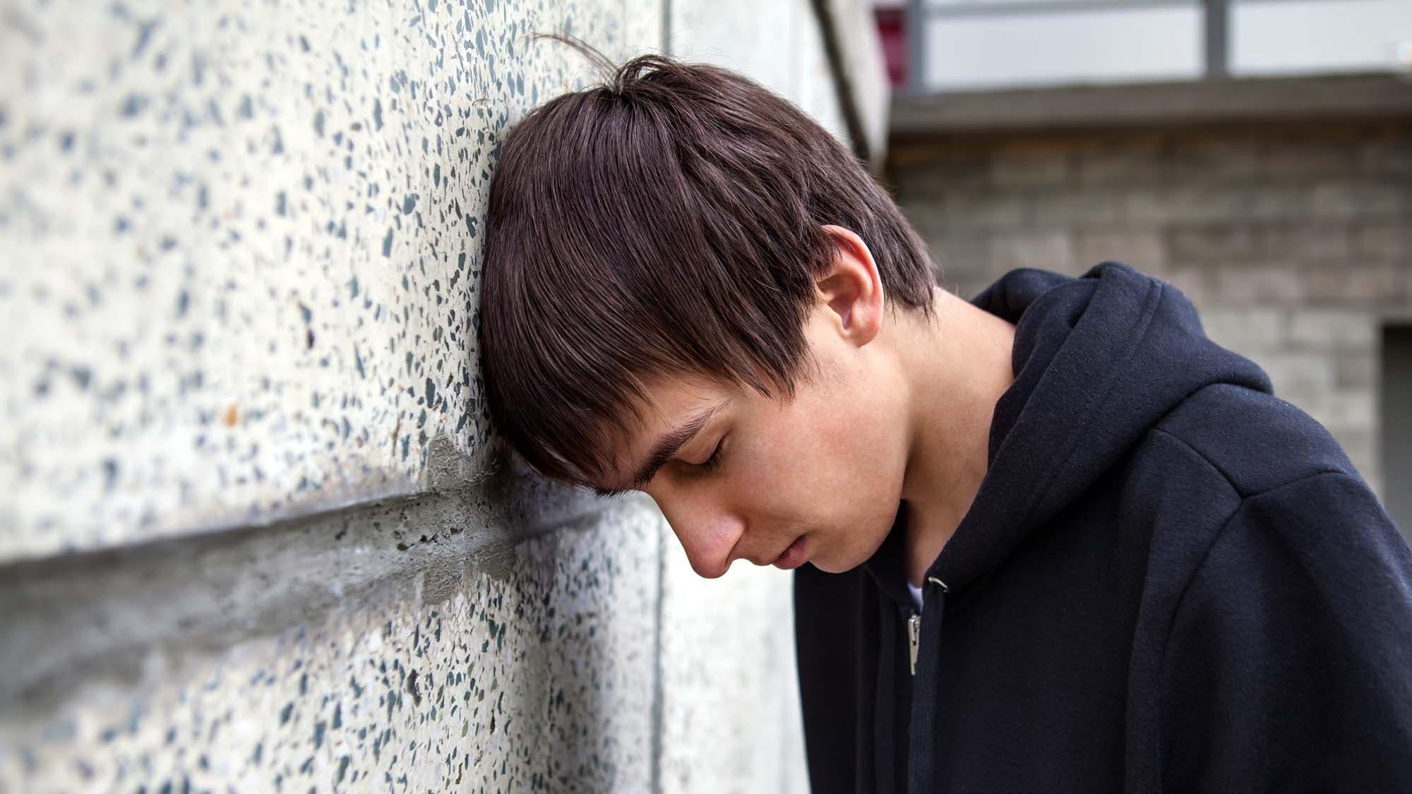 Los jóvenes argentinos, con bajos niveles de bienestar emocional