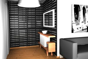 Claves para decorar un espacio con el color negro