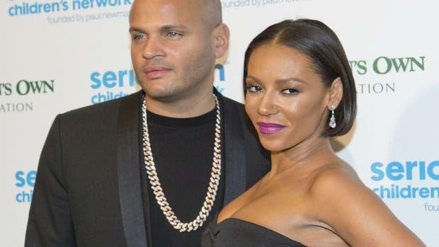 Melanie Brown solicita el divorcio a Stephen Belafonte