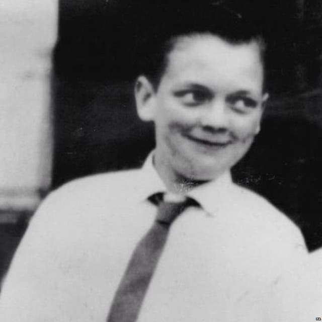 John Kilbride fue el segundo niño en desaparecer.