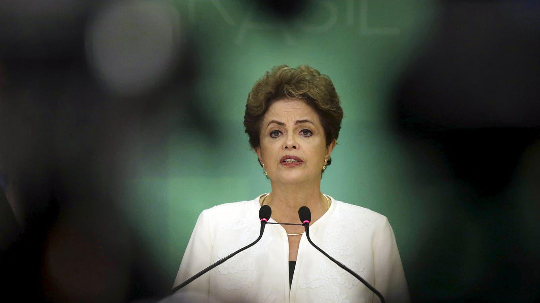 Al año del impeachment, Dilma acusa a Temer de derrocarla para evitar la cárcel foto: Reuters