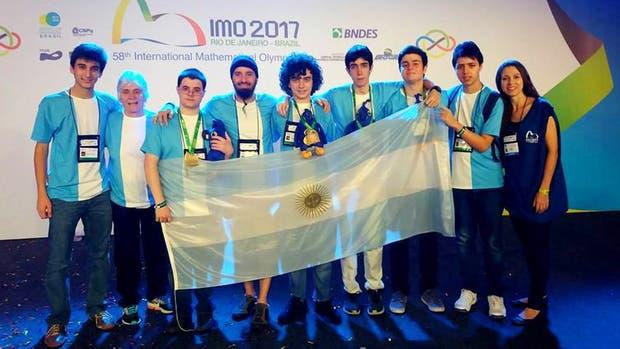 Argentina, el mejor país de Iberoamérica en el Mundial de Matemáticas