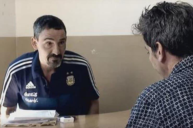 Bebote Álvarez dio una entrevista desde la cárcel: acusó a los Moyano y vinculó al ministro bonaerense Ritondo y a Lugones, el titular de Aprevide