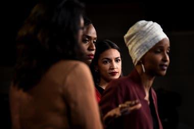 """Otro ataque de Donald Trump contra las mujeres del Congreso: """"Son débiles e inseguras"""""""