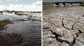El cambio en el clima traerá posibles inundaciones, problemas hídricos y sequías en distintas partes del país