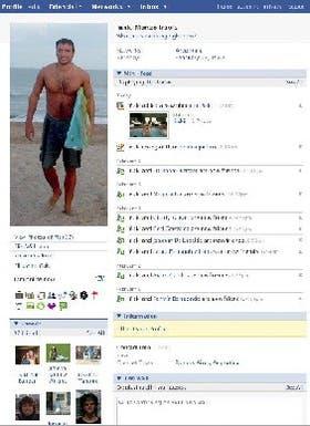 """Iñaki sube sus fotos a Internet para compartirlas """"con todo el mundo"""""""