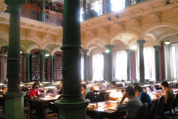 Resultado de imagen para biblioteca nacional de maestros buenos aires