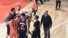 Fernández golpeó a Mazzuco, tras varias discusiones