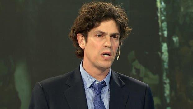 Martín Lousteau en A dos voces