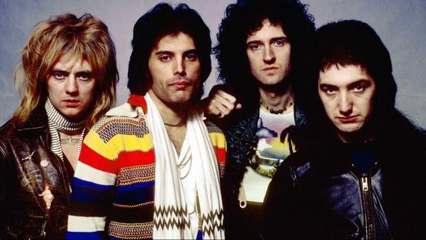 Queen tendrá su película oficial, con el visto bueno de la banda