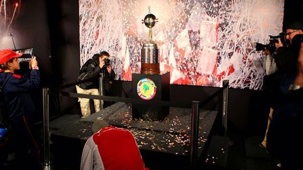 Así podrían ser los copones de la próxima Copa Libertadores