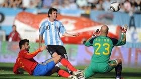 El amistoso entre Argentina y Espa?a en el Monumental, en la mira de la justicia espa?ola