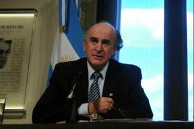 Parrilli también criticó a Lanata
