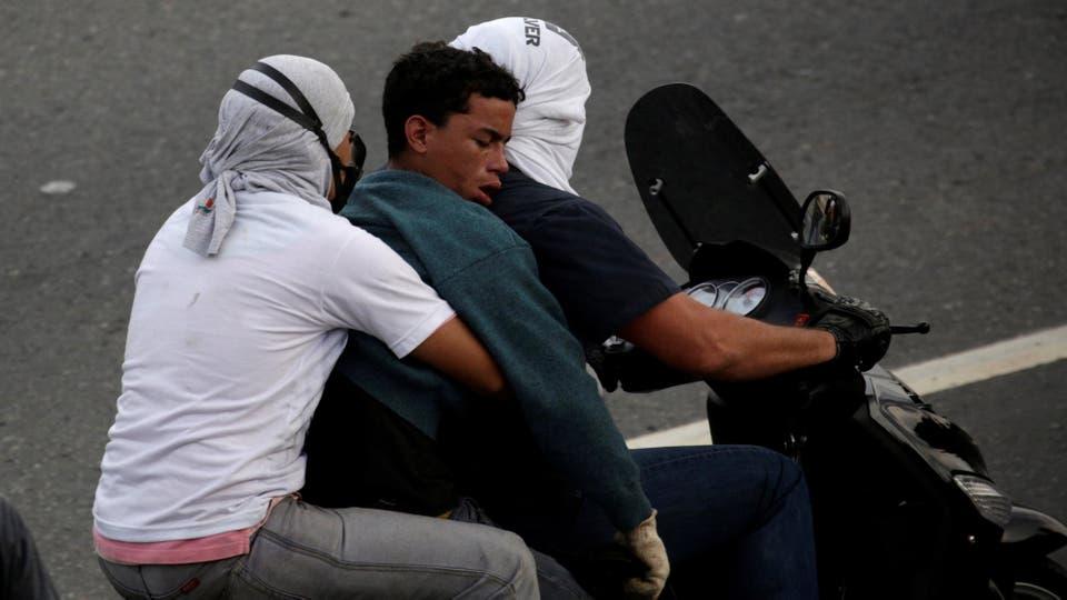 Este estado sufrió la semana pasada la represión de las fuerzas de seguridad y la consiguiente violencia. Foto: Reuters / Marco Bello