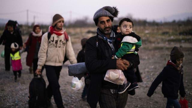 La crisis humanitaria por los desplazamientos forzados de personas es cada vez más grave en el mundo