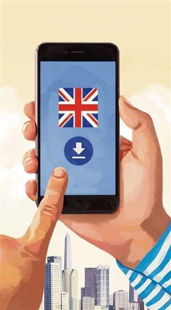Apps: aprender un idioma sin horarios y desde la comodidad del celular