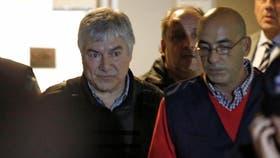 Lázaro Báez fue detenido hace diez días