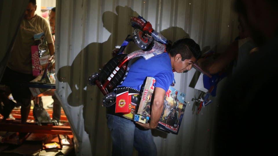 """""""Gasolinazo"""", la última crisis que golpea al gobierno de México. Foto: AFP / Ilse Huesca"""