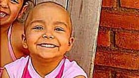 """Laura """"Lali"""" Palacios tuvo leucemia a los tres años y medio"""
