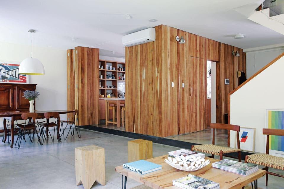 Reformas: de casa en ruinas a hogar con mucho diseño