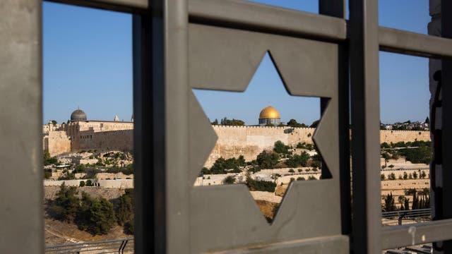 Francia preocupada por decisión de Trump sobre Jerusalén
