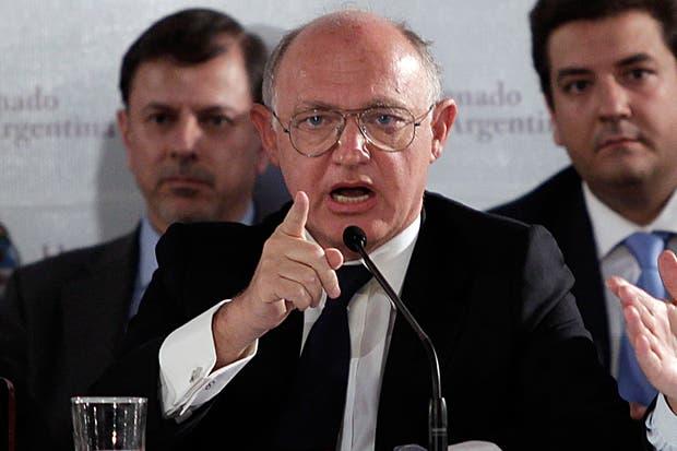 Timerman embiste contra dirigentes judíos: Ellos deberían tener vergüenza, yo estoy orgulloso