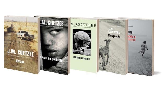 Cinco libros para conocer a Coetzee