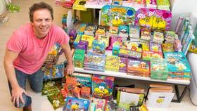 Desde hace pocos años la edición de libros y fanzines de historietas aumentó