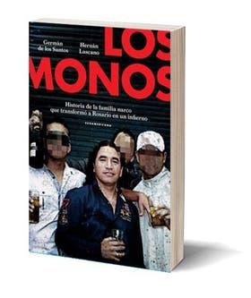 Los Monos/ Autor: Germán de los Santos/ Editorial: Sudamericana
