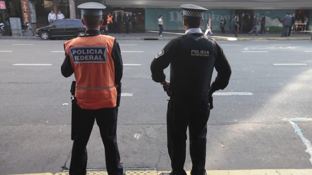 Desde febrero de 2010, la Metropolitana se sumó a las calles