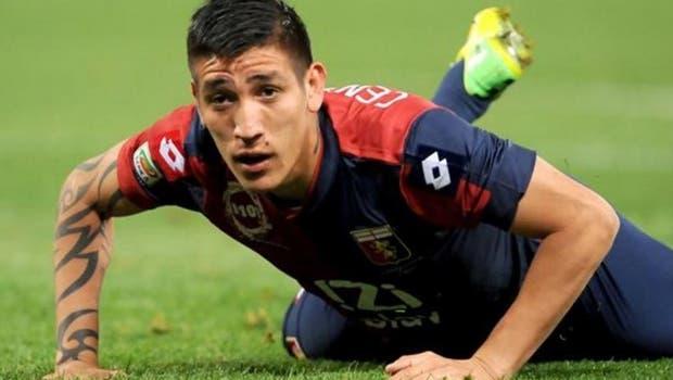 Centurión volverá a jugar en Genoa