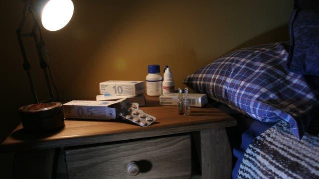 Consumir drogas psiquiátricas en forma sostenida puede provocar alucinaciones, manías, delirio y agresividad