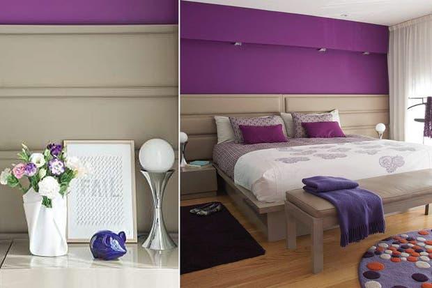 Ideas para decorar tu cuarto con color - Living - ESPACIO LIVING