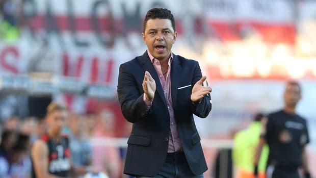 Marcelo Gallardo, frente a la gran chance de avanzar a la final de la Copa Libertadores