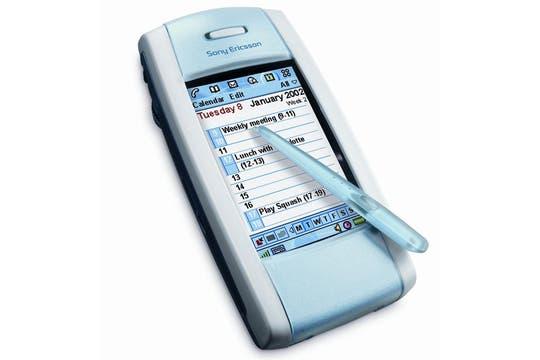 Sony Ericsson P800 (2002).